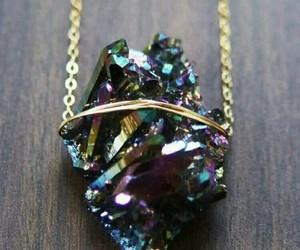 collar, colores, and violeta image