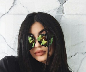 green, kyliejenner, and kylie image