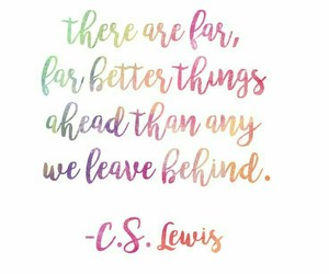 quote and c.s lewis image