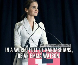 emma watson, world, and kardashian image