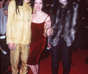 90s, Marilyn Manson, and Mechanical Animals image