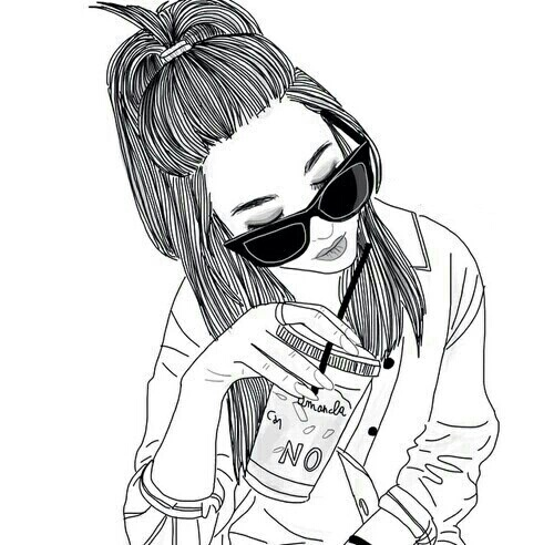 26 Images About Dessins Girly On We Heart It See More About