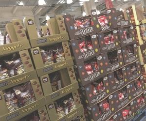 chocolate, m&m's, and hersheys image