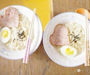 food and heart image