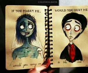 corpse bride, mcr, and my chemical romance image