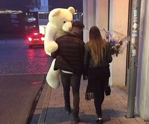 goals, suprise, and teddy image