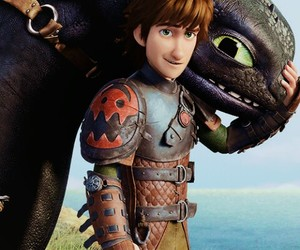 beautiful, disney, and hiccup image
