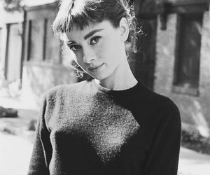 audrey, historic, and white image