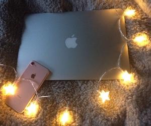 air, apple, and christmas image