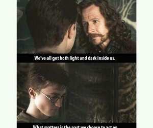 harry potter, movies, and quotes image