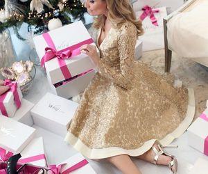 beautiful, cute, and christmas image