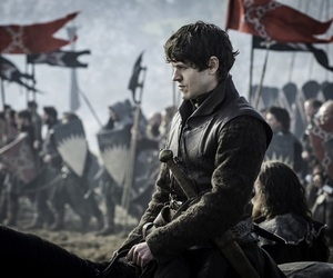 game of thrones, ramsay bolton, and got image