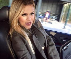 khloe kardashian, beautiful, and kardashian image