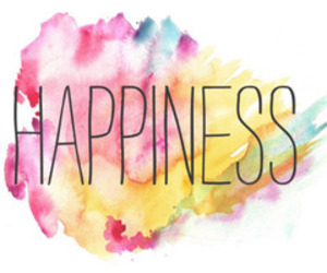 color, happiness, and we heart it image