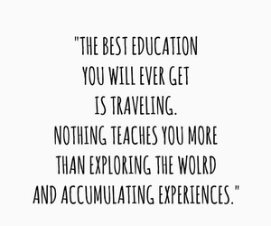 quotes, travel, and true image