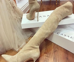 luxury, shoes, and boots image