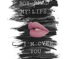 lips, Lyrics, and quotes image