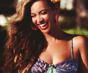 beyoncé, beautiful, and smile image