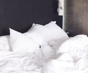 sheets and white image