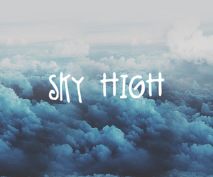 sky, text, and photography image