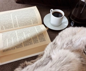 books, coffee, and vibes image