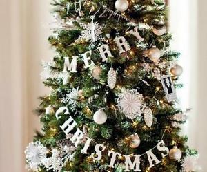 christmas, christmas tree, and pretty image
