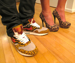 couple, shoes, and swag image