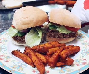 bloggers, burgers, and food image