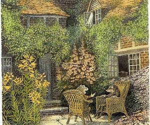 beatrix potter, english, and fairytale image