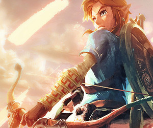 Legend of Zelda and nintendo image