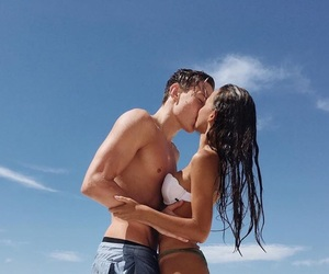 cool, couple, and summer image