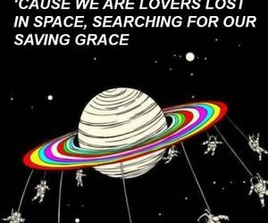 fact, grunge, and Lyrics image