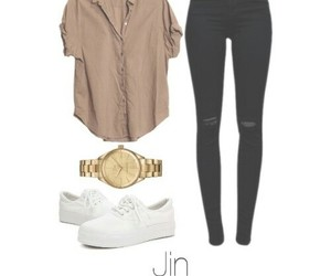 outfit and jhope image