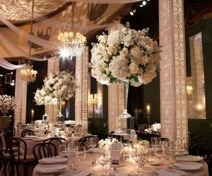 wedding, decor, and beautiful image