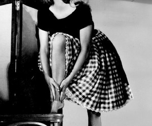 actress, brigitte bardot, and 50s image