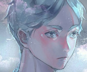 anime, sugawara, and haikyuu image