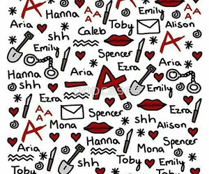 pll, pretty little liars, and emily image
