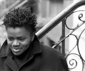 black and white, music, and tracy chapman image