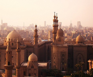 mosque, city, and travel image