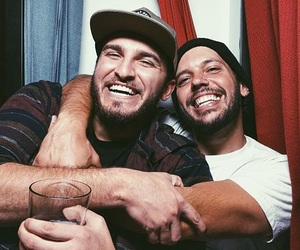 heath hussar and zane hijazi image