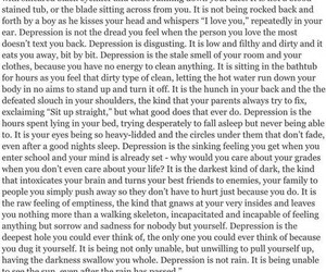 anxiety, depression, and quote image