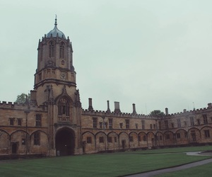 oxford, university, and christ church image