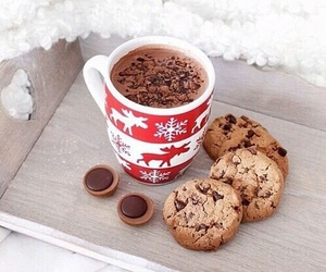 Cookies, christmas, and winter image