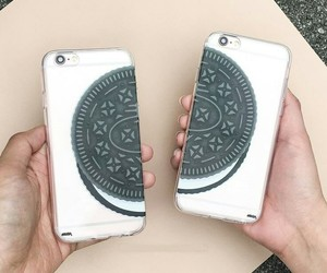best friends and oreo image