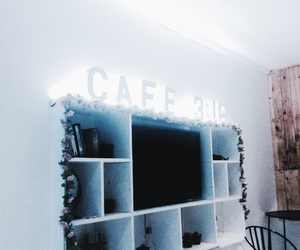 cafe and white image