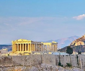 city, europe, and Greece image