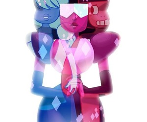 garnet, ruby, and sapphire image