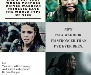 edit, john murphy, and marie avgeropoulos image