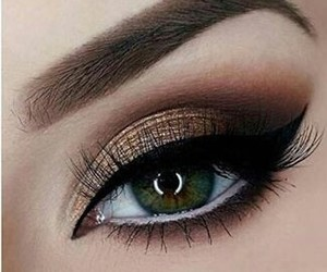 bold, gorgeous, and makeup image