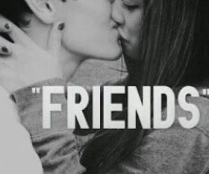 just friends and ❤ image